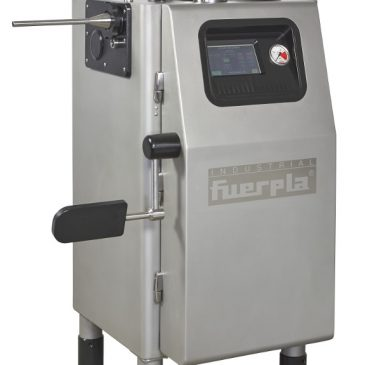 New automatic stuffer EVC-25PR