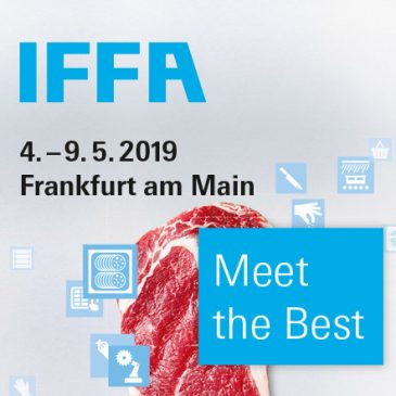 Fuerpla will be at the IFFA exhibition
