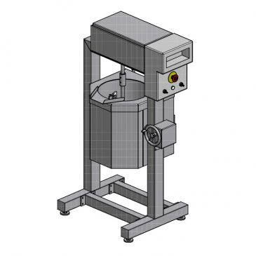 Calderas automáticas con agitador y volcado manual