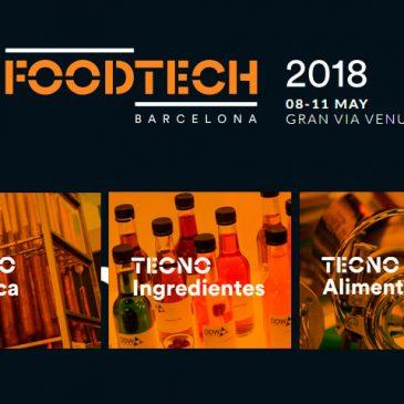 Fuerpla estará en la feria FoodTech Barcelona